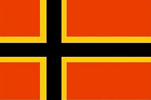U24 Fahne Flagge Deutscher Widerstand Bootsflagge Premiumqualität 100 x 150 cm