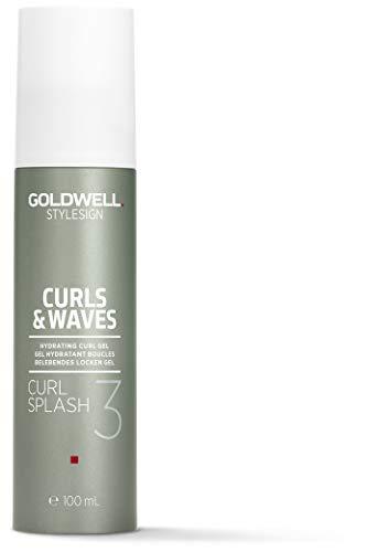 Goldwell Stylesign Curls & Waves Curl Splash, Belebendes Locken Gel, Haltegrad 3, 100 ml