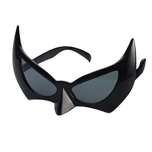 Heylookhere Party Mask Party Gift Bat Eye Bril Batman Masker Zonnebril Batgirl Eye Mask Photo Propss Halloween Cosplay Kostuum Maskerade Maskers Party Decoratie