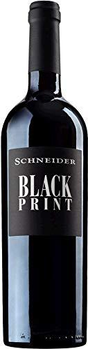 Weingut Markus Schneider Black print - Rotwein trocken Pfalz 2018 (6 x 0.75 l)