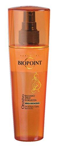 Biopoint Orovivo Balsamo Spray Bi-fasico Istantaneo, Idratante e Districante Senza Risciacquo - 150 ml