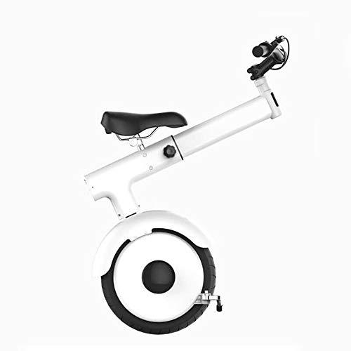 CARACHOME Scooter eléctrico Inteligente de Equilibrio, Monociclo eléctrico Plegable Monowheel 800W 60V...