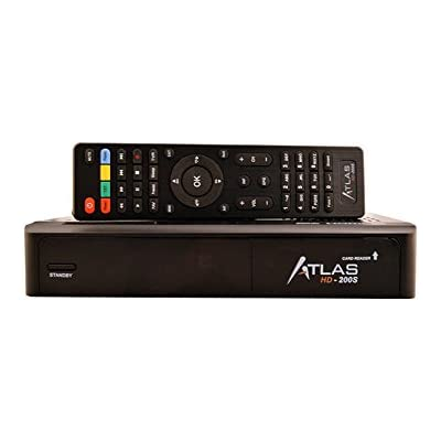 CRISTOR ATLAS HD 200S + Twin Turner + Cable HDMI