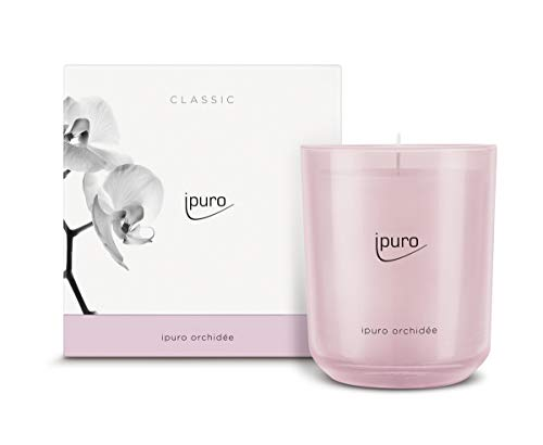 Ipuro classic Duftkerze orchidée, 270 g, IPU1271