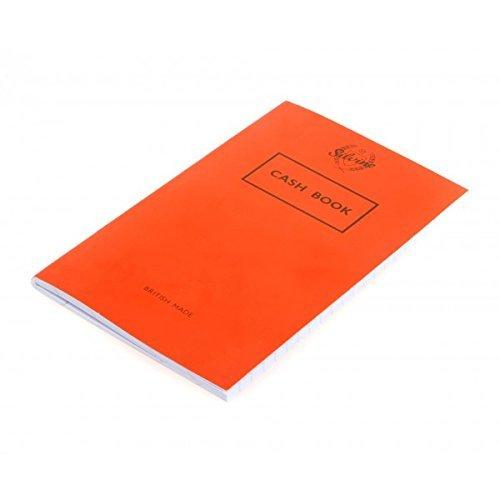 Silvine Kassenbuch für kleine Unternehmen/Bürotransaktionen, 159 x 95 mm