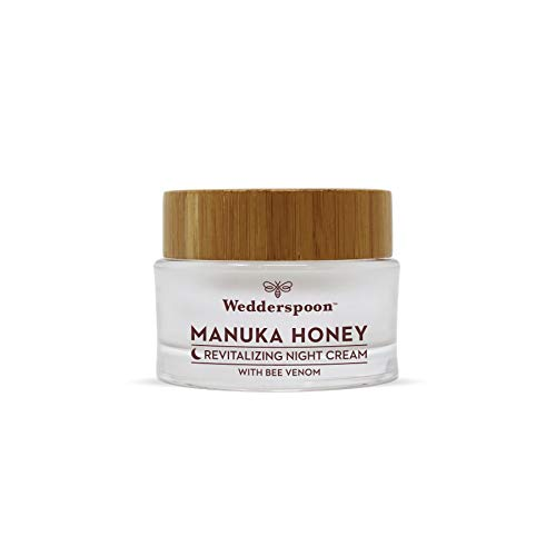 WEDDERSPOON Manuka Honey Bee Venom Night Cream, 50 ML