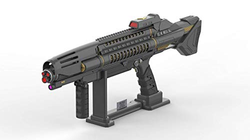 Discovery Starfleet Phaser Rifle - Cosplay - Star Trek - Impression en 3D + LEDs