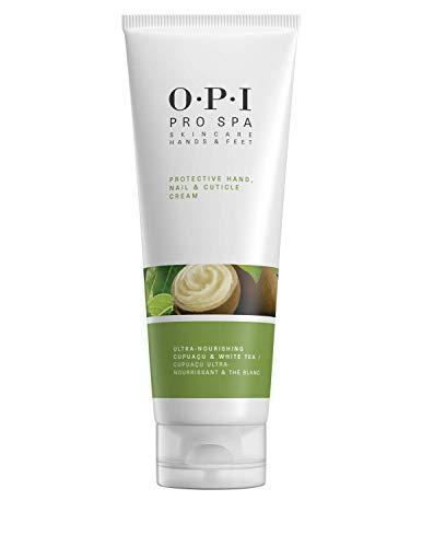 OPI Pro Spa Protective Hand, Nail And Cuticle Cream, 8 Fl Oz