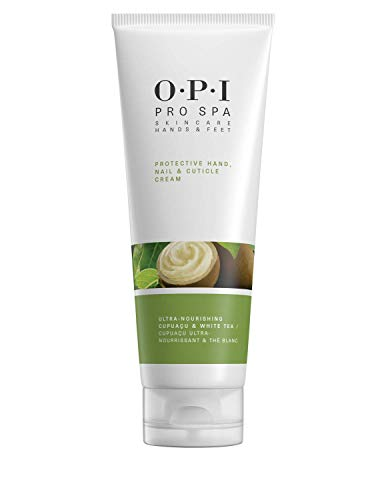 OPI Pro Spa Protective Hand, Nail And Cuticle Cream, 8 Fl Oz