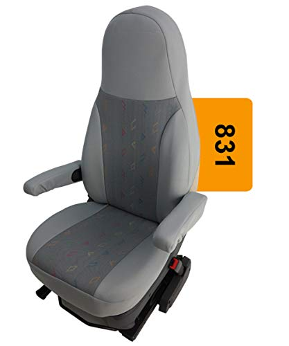 Wohnmobil Sitzbezüge Fahrer & Beifahrer 831
