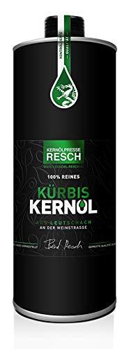 Resch Original - Aceite de semillas de calabaza de calabaza (1000 ml)