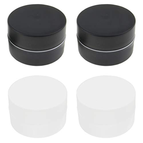 Fenteer Set 4x Flacons maquillage Bouteille échantillons Flacons de voyage