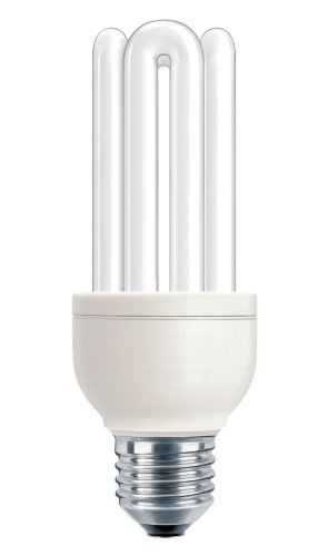 Philips FluoCompact Bulb Stick E27 Base 18 Watts Consumido Incandescente Equivalencia: 80W