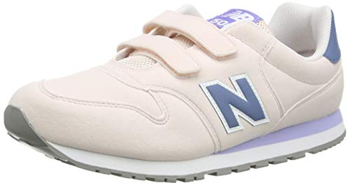 New Balance 500 YV500TPB Medium, Zapatillas para Niñas, Pink (Saturn Pink TPB), 28 EU