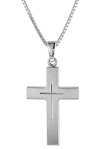 trendor -   Silber Kreuz mit