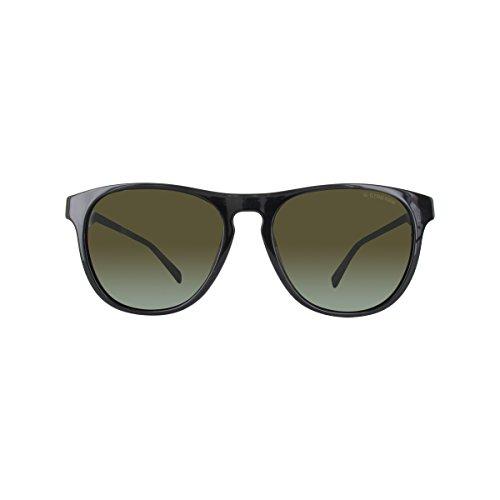 G-STAR RAW Unisex Graydor Sonnenbrille, Schwarz (Black), 54 EU