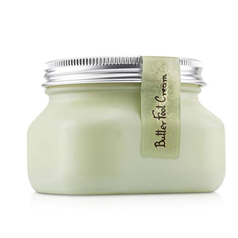 雨お茶ストラトフォードオンエイボンサボン Butter Foot Cream 150ml/5.27oz並行輸入品