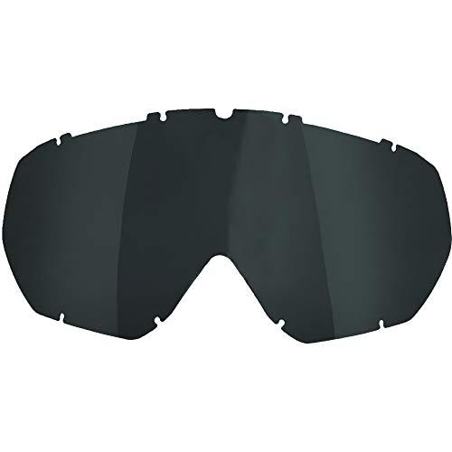 Broken Head Brillenglas für MX-Brille MX-2 (Schwarz)