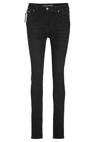 Zabaione Hailmich Jeans Meghan, (Black (90001)), Gr. 36