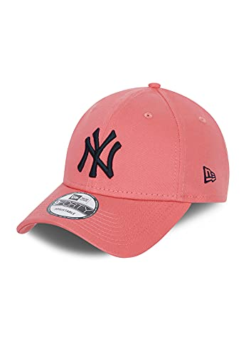New Era League Essential 9Forty Adjustable Cap NY Yankees Pink, Size:OneSize