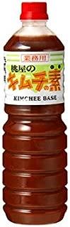桃屋 キムチの素 1.2kg
