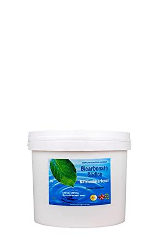 BICARBONATO DE SODIO 5 KG - Limpiador Ecológico Hogar