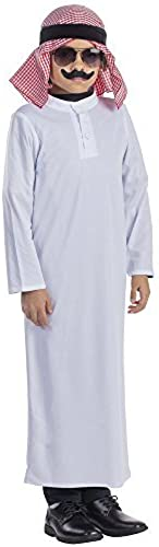 Arabian Sheik Costume - Größe Small 4-6 by Dress Up America