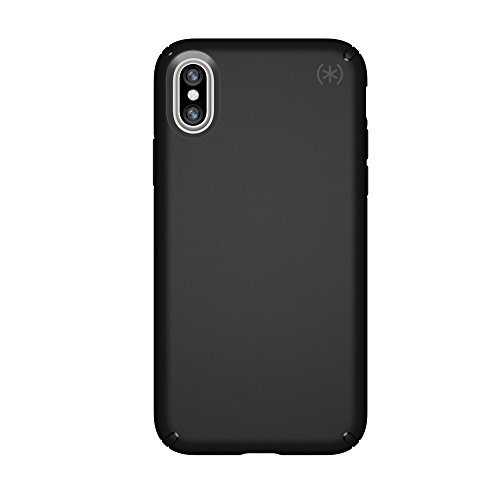 Speck Products Presidio Case for iPhone XS/iPhone X, Black/Black