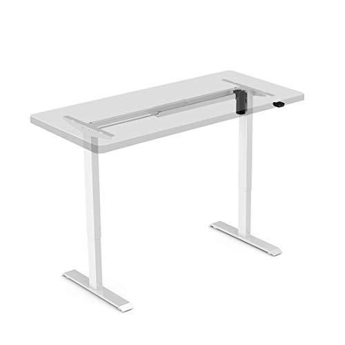 Flexispot EC1 Höhenverstellbarer Schreibtisch Elektrisch höhenverstellbares Tischgestell...