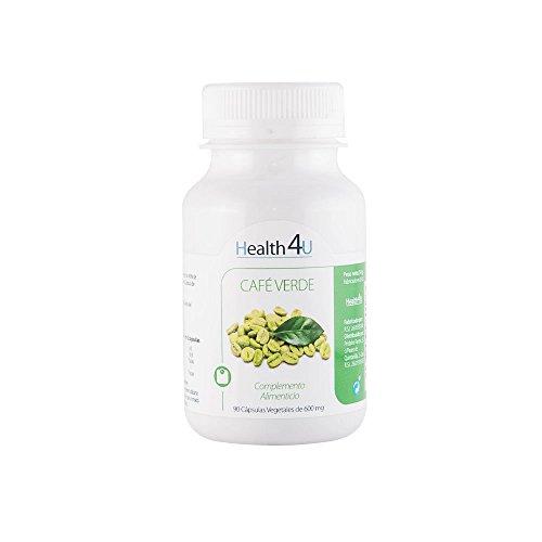 H4U Café Verde 90 cápsulas 600 mg