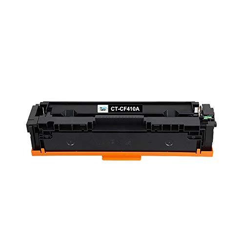 Cool Toner Compatible Toner Cartridge Replacement for HP 410A CF410A Black Toner for HP Color Laserjet Pro MFP M477fnw M477fdw M477fdn M477 Pro M452dn M452nw M452dw M452 M377DW Printer Toner-1 Pack Photo #2