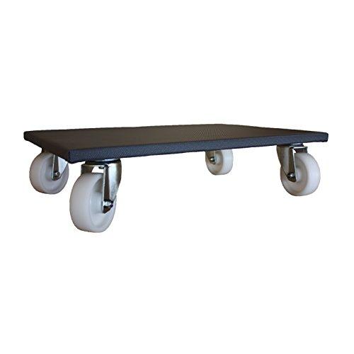 Möbelroller 400x600 mm Allzweckroller Transportroller Rollbrett 500 kg