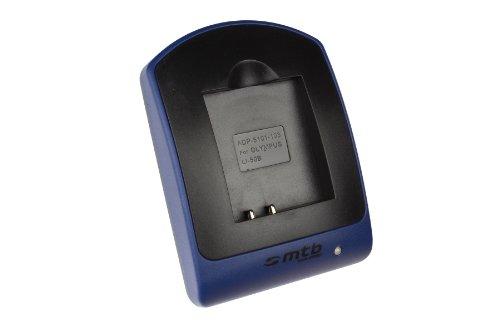 Caricabatteria USB (senza cavo/adattatori) LI-90B LI-92B per Olympus SH-1, SH-2, SH-50, SH-60 / XZ-2 / TG-1 TG-4 / TG-Tracker - v. lista!
