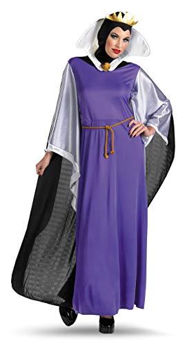 Disguise Costume Marâtre/Reine Blanche-Neige