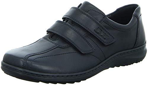 Waldläufer 478301-174-001 Herwig Herren-Sneaker, Schwarz - Größe: 42.5 EU