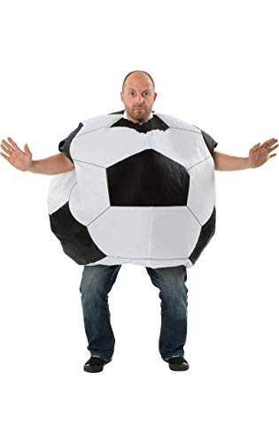ORION COSTUMES Adult Inflatable Football Costume
