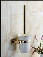 MBYW moderne hoge dragende handdoek rek badkamer handdoek rail Opslag plank Badkamer accessoires eenvoudige koper handdoek...