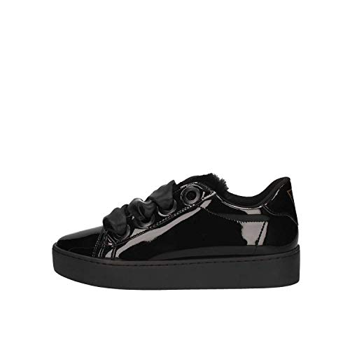 Guess Urny, Sneaker Donna, Nero (Black Black), 36 EU