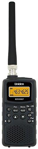 Uniden Bearcat EZ133XLT Handheld Airband Radio. Scanning, Digital Display...