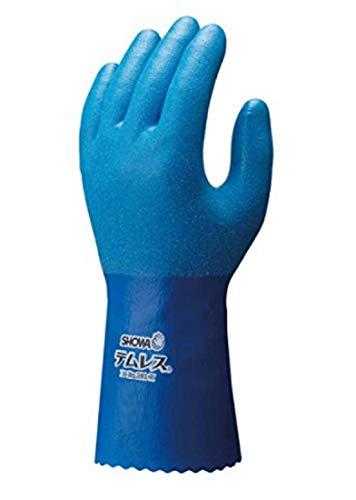 テムレス(10双入) LLサイズ No.281 [ショーワグローブ] 透湿防水手袋 作業用手袋 三カD