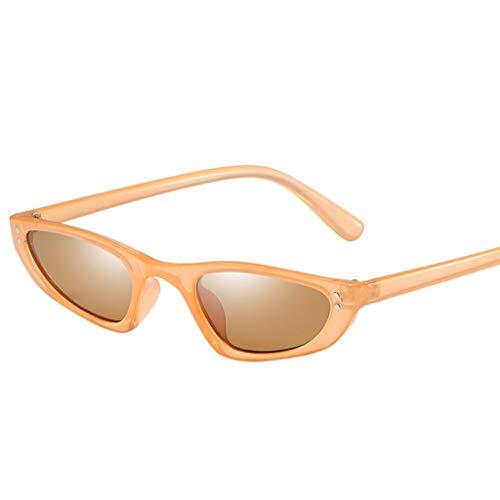 Storerine Gold Männer und Frauen Persönlichkeit Brillengestell Trends Punk Wind Brillengestell Retro Brillen Mode Mann Frauen unregelmäßige Form Sonnenbrille