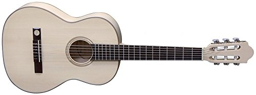 Pro Natura 500210 Konzertgitarre Silver 3/4 Größe