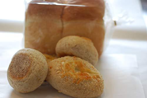 イギリスパン(6枚スライス)・おやき(野沢菜)・トマトカレー・ジャーマンポテト・カリカリクリームパン / 全5個【ランチ夜食セット】※おひとり様1セット限り