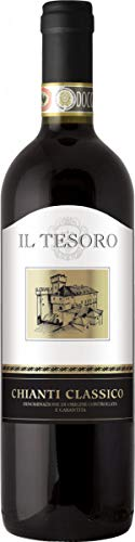 Chianti Classico DOCG Il Tesoro Castellani Toskana Rotwein trocken