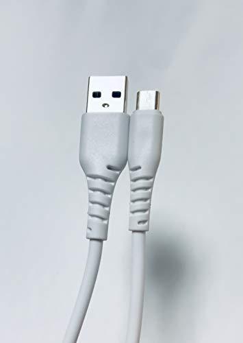 Deep Power USB -> MicroUSB 充電ケーブル (1.2m) 急速充電 高速データ転送 対応 断線に強い
