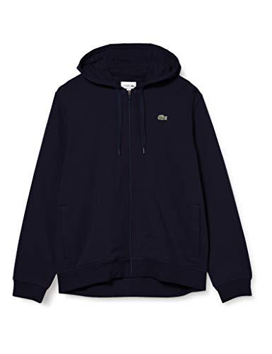 Lacoste Herren SH1551 Pullover, Marine/Marine, XL