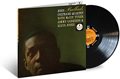 Ballads Verve Acoustic Sounds Series LP product image