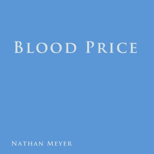 Blood Price audiobook cover art