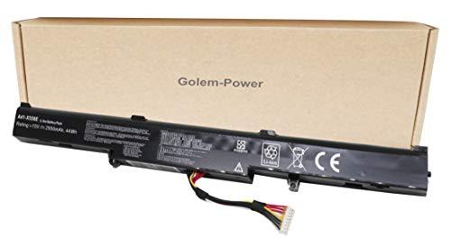 GOLEMON A41-X550E 14.4V 2950mAh Batterie de rechange du ordinateur portable compatible avec ASUS X751M A450J X450J K550E K751 X751 R752 F550Z