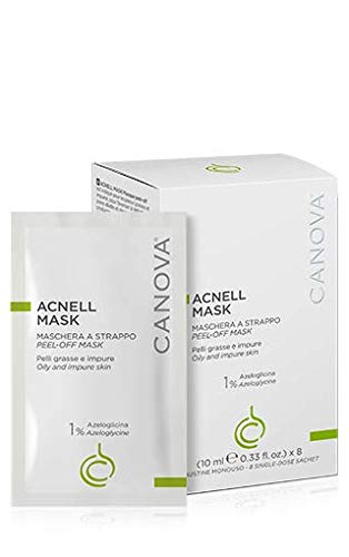 acnell mask - peel off face mask 8 sachets 10 ml